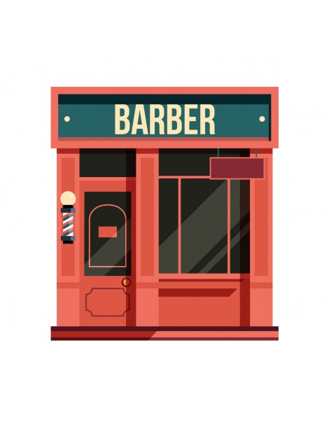 Fryzjer, Barber