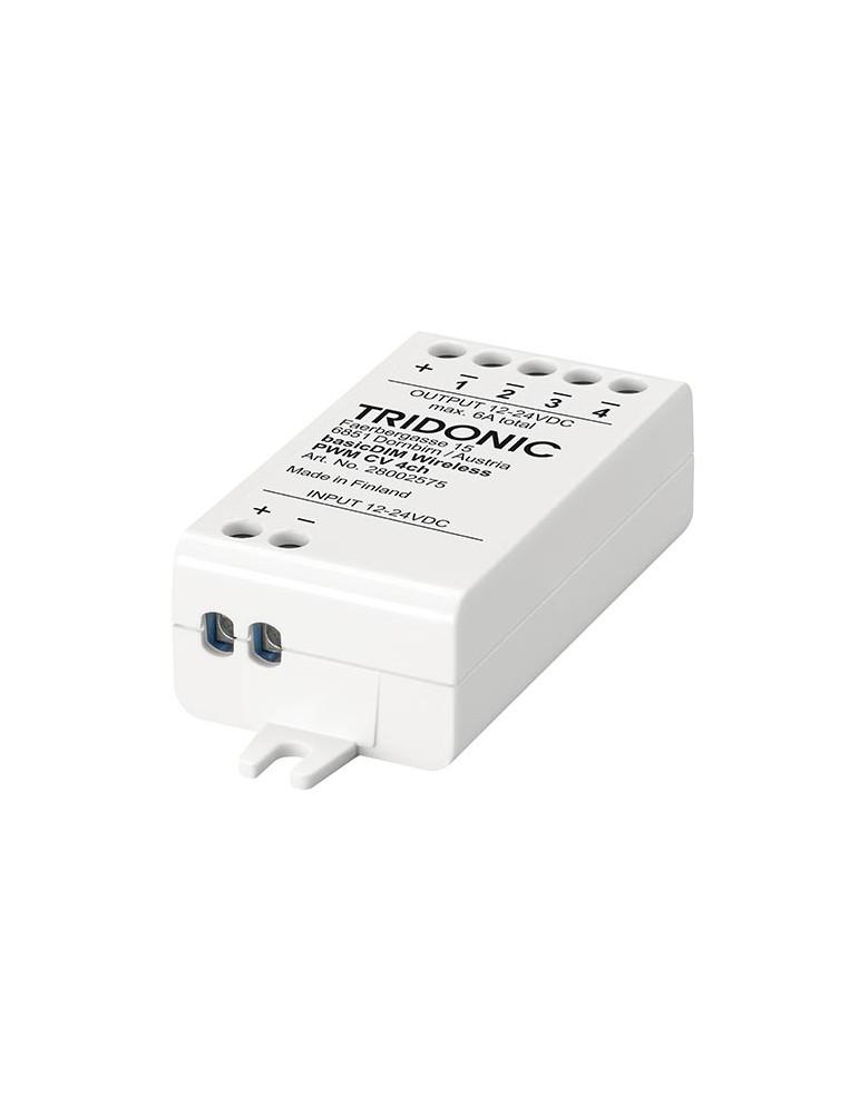 basicDIM Wireless PWM CV 4CH