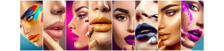 LED lighting for cosmetics, see beauty, Beauty industry, lipsticks