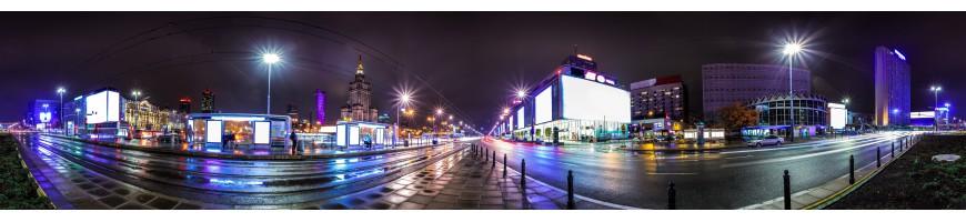 Oświetlenie LED do reklamy | Oświetlenie reklam indoor i outdoor