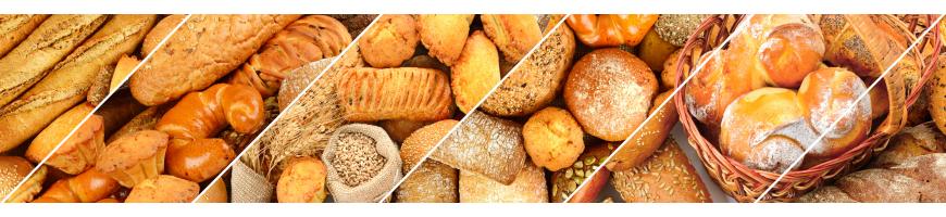 Brot- und Feinbackwaren