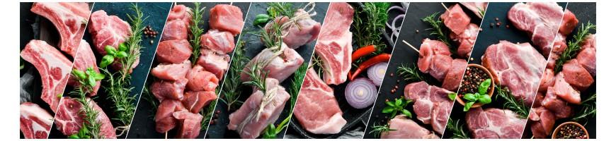 Oświetlenie do wyrobów mięsnych
