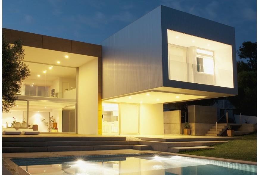 Oświetlenie jako element oprawy architektonicznej