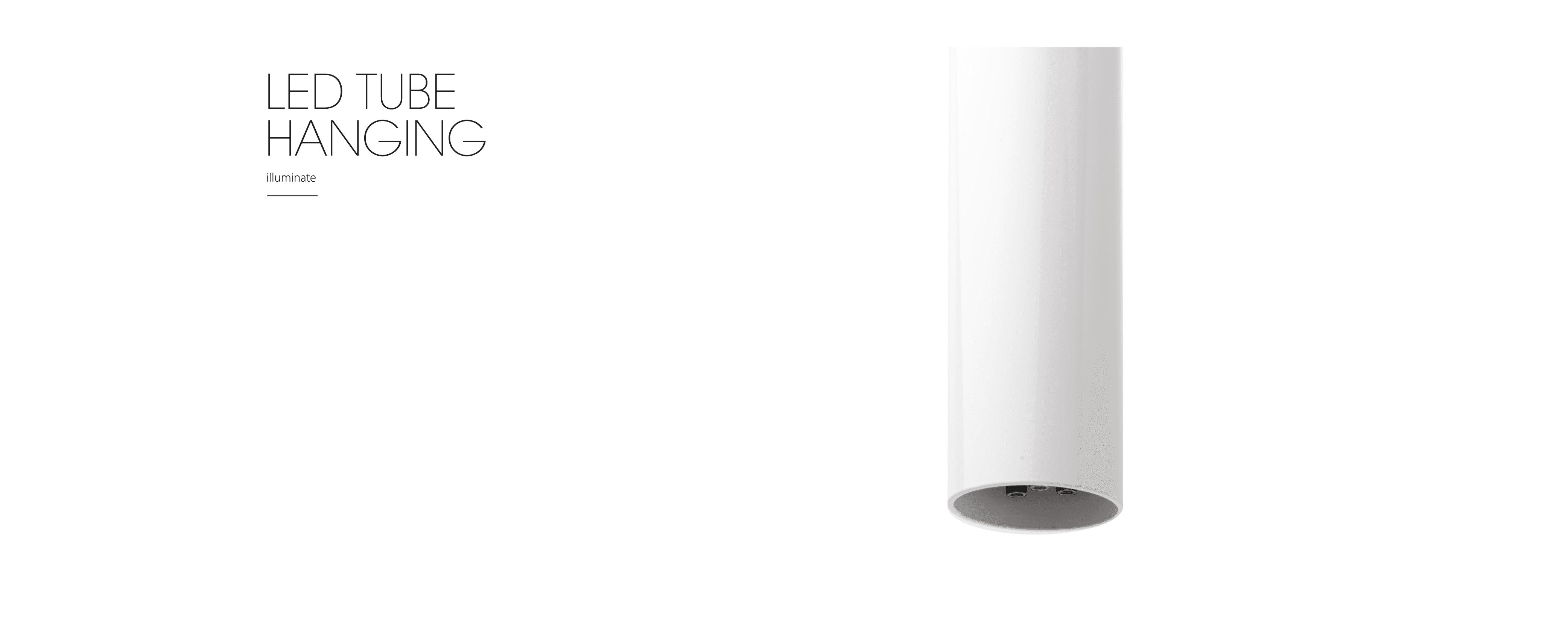 LED TUBE HANGING